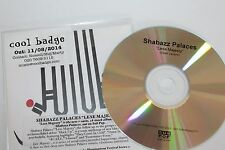 Shabazz Palaces  - UK PromoCD / Lese Majesty 2014