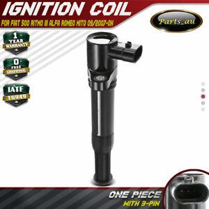 Ignition Coil for Fiat 500 C Ritmo 198 Alfa Romeo Mito 955 1.4L TJet 09/2007-on