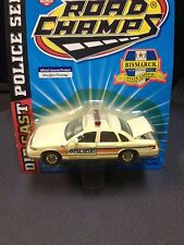 Road Champs 1:43 scale diecast 1997 Ford Bismark Police