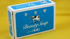 New Authentic Beauty Cow Soap from Japan-Made in Japan