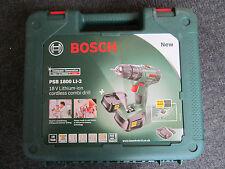 Genuine vuoto VALIGETTA per Bosch PSB 1800 LI-2 18V Cordless impact drill