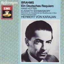 Brahms - Ein deutsches Requiem (Schwarzkopf/Hotter) CD