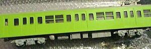 Japan O-Gauge Train Electric Commuter Car AC Motor powered w/ Pantograph