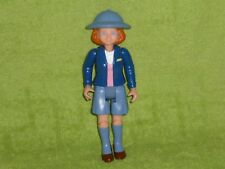 Fisher Price Loving Family Dollhouse Post Office Woman Mail Carrier Girl
