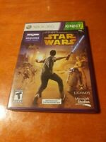 Kinect Star Wars Microsoft Xbox 360 LucasArts