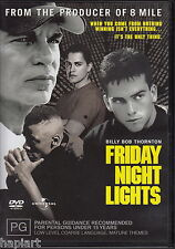 Friday Night Lights / Billy Bob Thornton - DVD REGION 2, 4, 5