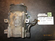 00 01 02 03 04 05 06 FORD PICKUP F150 5.4L A/C COMPRESSOR 8-GROOVE POLLEY
