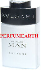 BVLGARI MAN EXTREME UNBOX TSTER 3.4/3.3 OZ EDT SPRAY BY BVLGARI  FOR MAN