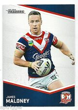 2014 NRL Traders (148) James MALONEY Roosters