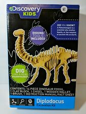 Discovery Kids Diplodocus Excavation Kit