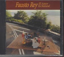 FANIA Mega RARE Fausto Rey EL AMOR AL NATURAL guitarra bohemia CUANDO ERA NIÑO