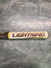 Dudley Lightning 27 oz.Red Knob senior softball bat, Preowned