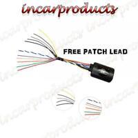 Steering Wheel Stalk Control Interface Adaptor Lead for Fiat 500