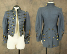 Antique Military Coat - 1910s West Point Cadet Tailcoat -Wool Coat (Reproduce)