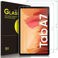 "Film Verre Trempé Pour Samsung Galaxy Tab A7 10.4 "" Full de Protection HD 9H"