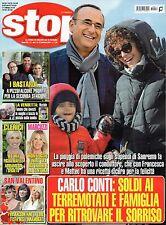 Stop 2017 6#Carlo Conti,Antonella Clerici,Monica Portillo,Alessia Marcuzzi,jjj