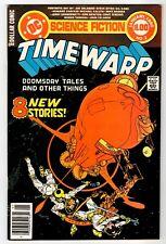 Dc - Time Warp #2 - Kaluta Cover - Nm 1980 Vintage Comic