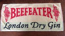 Beefeater London Dry Gin Bartender Bar Towel England