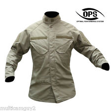 OPS/UR-TACTICAL INTEGRATED BATTLE SHIRT 2.0 IN TAN- LR