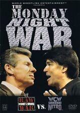 WWE WCW The Monday Night War 2002 DVD WWE Wrestling (Stone Cold, Goldberg, Hulk)