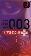 Okamoto 003 Condoms Hyaluronic Acid 10pc From Japan F / S