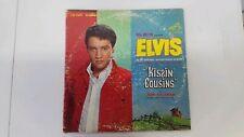 Elvis Presley Kissin Cousins LP Record LSP-2894