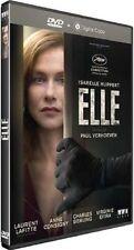 """DVD """"ELLE"""" Isabelle Huppert, Laurent Lafitte,  NEUF SOUS BLISTER"""