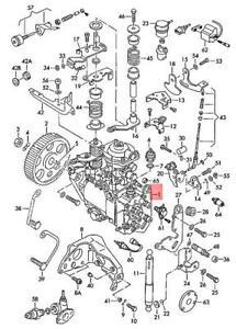 Genuine Volkswagen Injection Pump NOS Passat 3A 028130115TX
