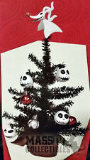 "Nightmare Before Christmas 15"" inch mini decorated tree NEW unopened Zero Jack"