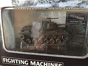 Corgi Fighting Machines  CS90031 - M48 Patton Tank,  Tour of Duty, Vietnam .