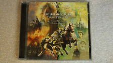 CD Audio The legend of Zelda Twilight Princess HD - Nintendo WII U GC / sound