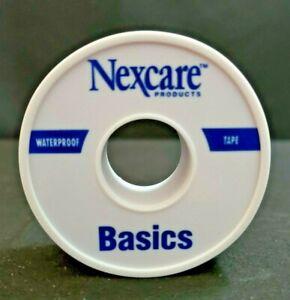 Nexcare 3M Basics Waterproof Adhesive Tape - 5 yards, 1/2 x 180 inches New Pkg