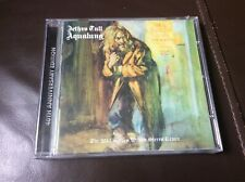 JETHRO TULL. AQUALUNG 40TH ANNIVERSARY EDITION CD ALBUM NEW AND SEALED.   K1