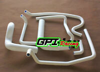 GPI silicone heater radiator hose for HOLDEN VN VP VR VS V8 5.0L SS 304 white