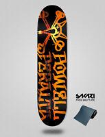 Powell Peralta Vato rat sunset black 7.5x28,65 Monopatín skate skateboard deck