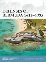 Osprey Fortress  Defenses of Bermuda 1612-1995 New
