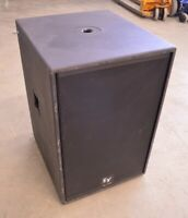 EV Electro Voice SXA180 Powered Subwoofer 650 Watts Electrovoice