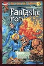 FANTASTIC FOUR  N°1. PANINI.  1999