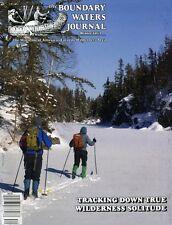 BOUNDARY WATERS JOURNAL WINTER 2013