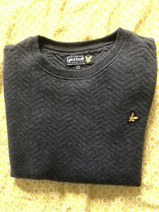Lyle and Scott Boys Sweater Age 12-13 In Excellent Condition