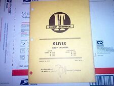 Oliver 1755 1855 1955 Cockshutt 1755 1855 1955 Tractor I&T Service Manual