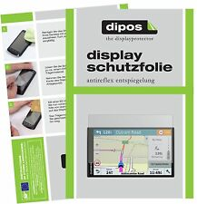 3x Garmin DriveSmart 61 LMT-D Schutzfolie matt Displayschutzfolie Folie Display