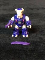 Vintage Battle Beasts #68 Bodacious Bovine w/ Broken Weapon 1987