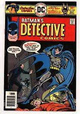 Detective Comics 459 NM- 9.2 High Grade Man Bat Story