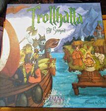 Trollhalla Boardgame