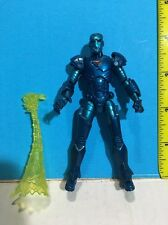 IRON MAN STEALTH ARMOR MARVEL UNIVERSE LEGENDS NEW LOOSE COMPLETE DISPLAY ONLY