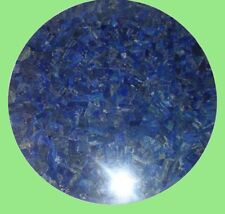2'  Marble dining coffee side center Inlay malachite Table top random blue Style