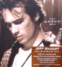 Jeff Buckley The Grace Ep's 5cd