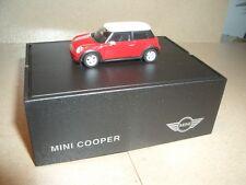 Org. Modell Mini Cooper - rot/weiß - Maßstab 1:87 NEU