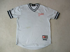 VINTAGE Nike Don Mattingly New York Yankees Baseball Jersey Adult Large Men 90s*